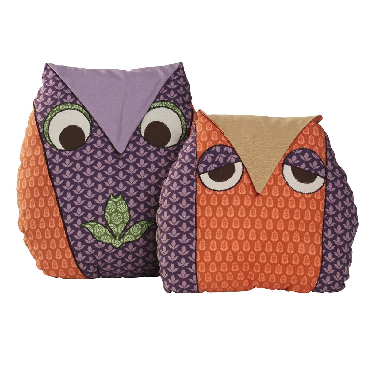Cosy owls!