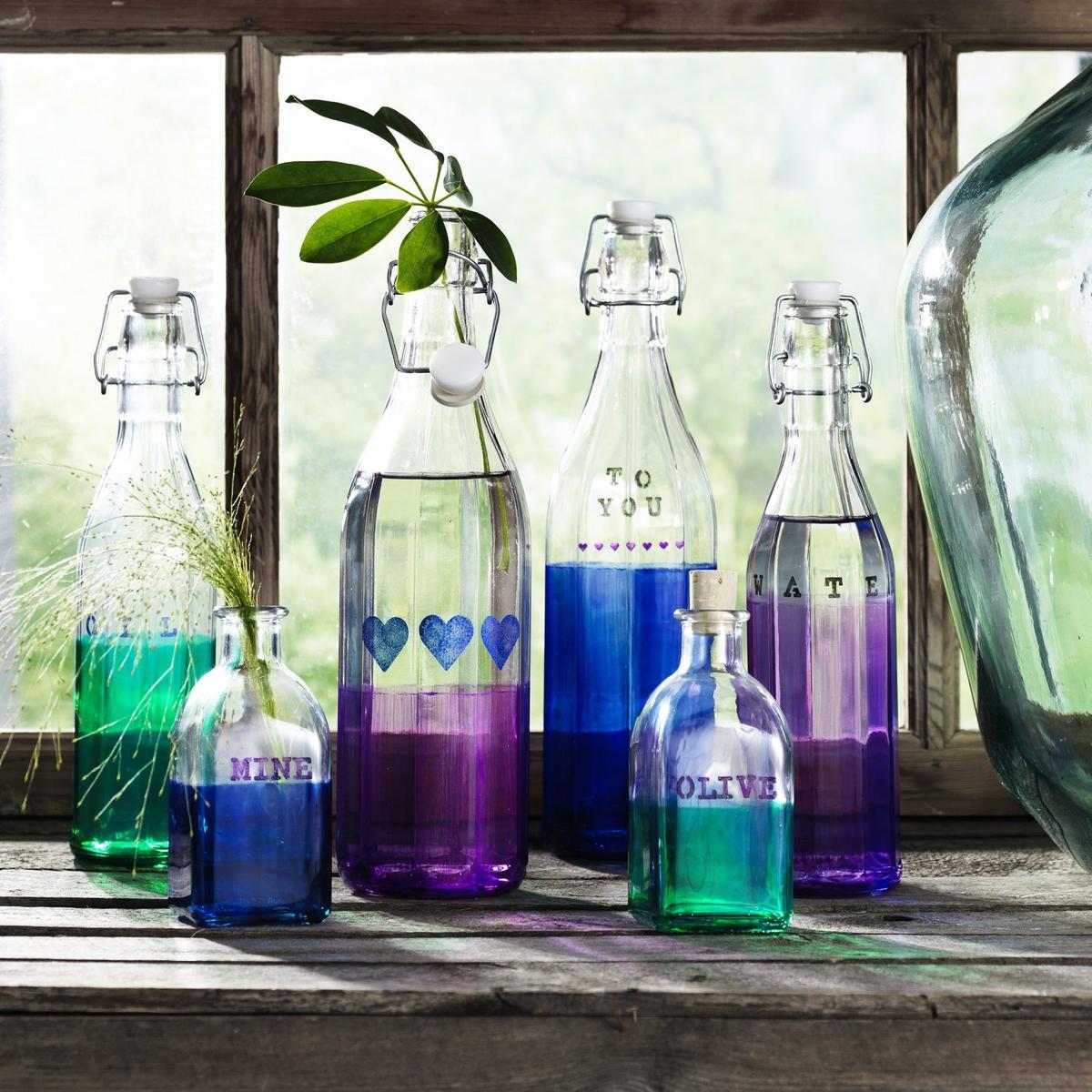 Samle på flasker