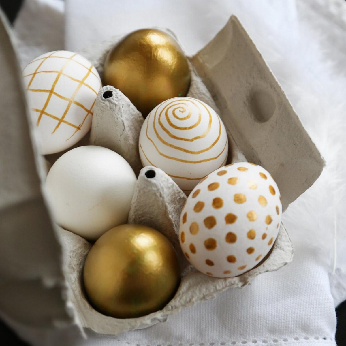 Sätt guldkant på påsken