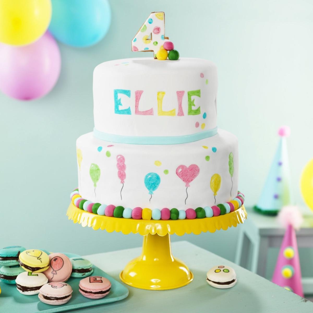Rita på tårtan!