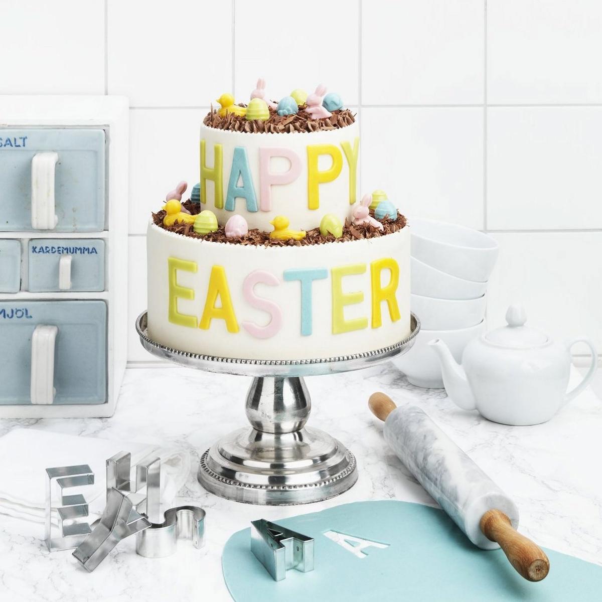 Fira påsken med läcker tårta!