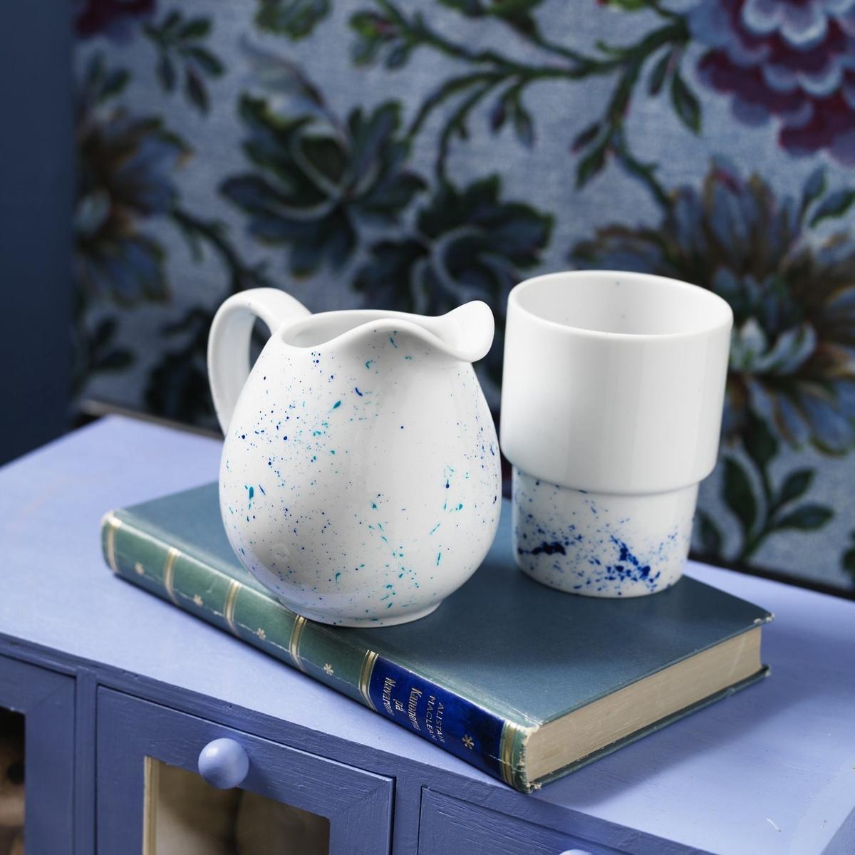 Stenk på porselen