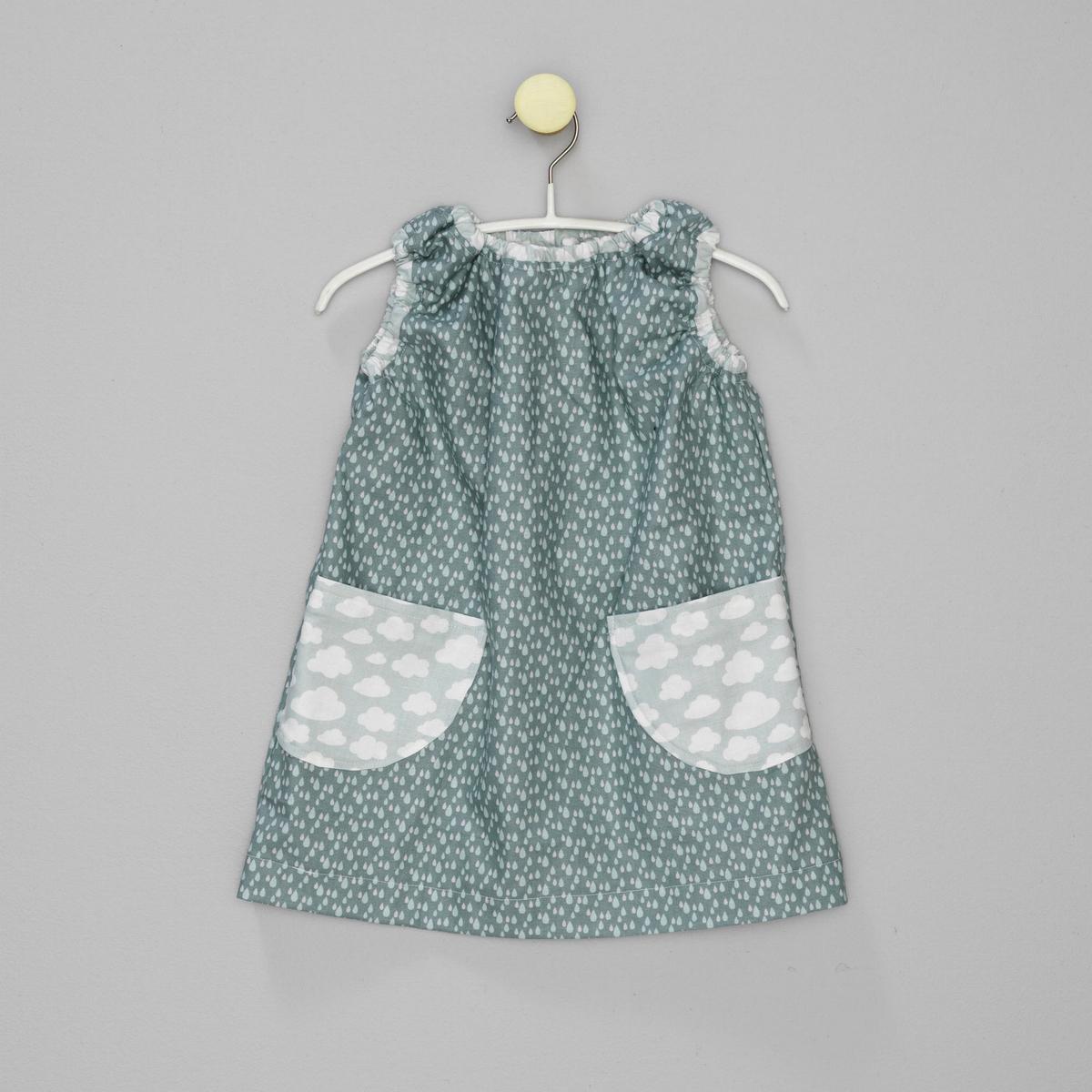 Burda klänning 1-3 år