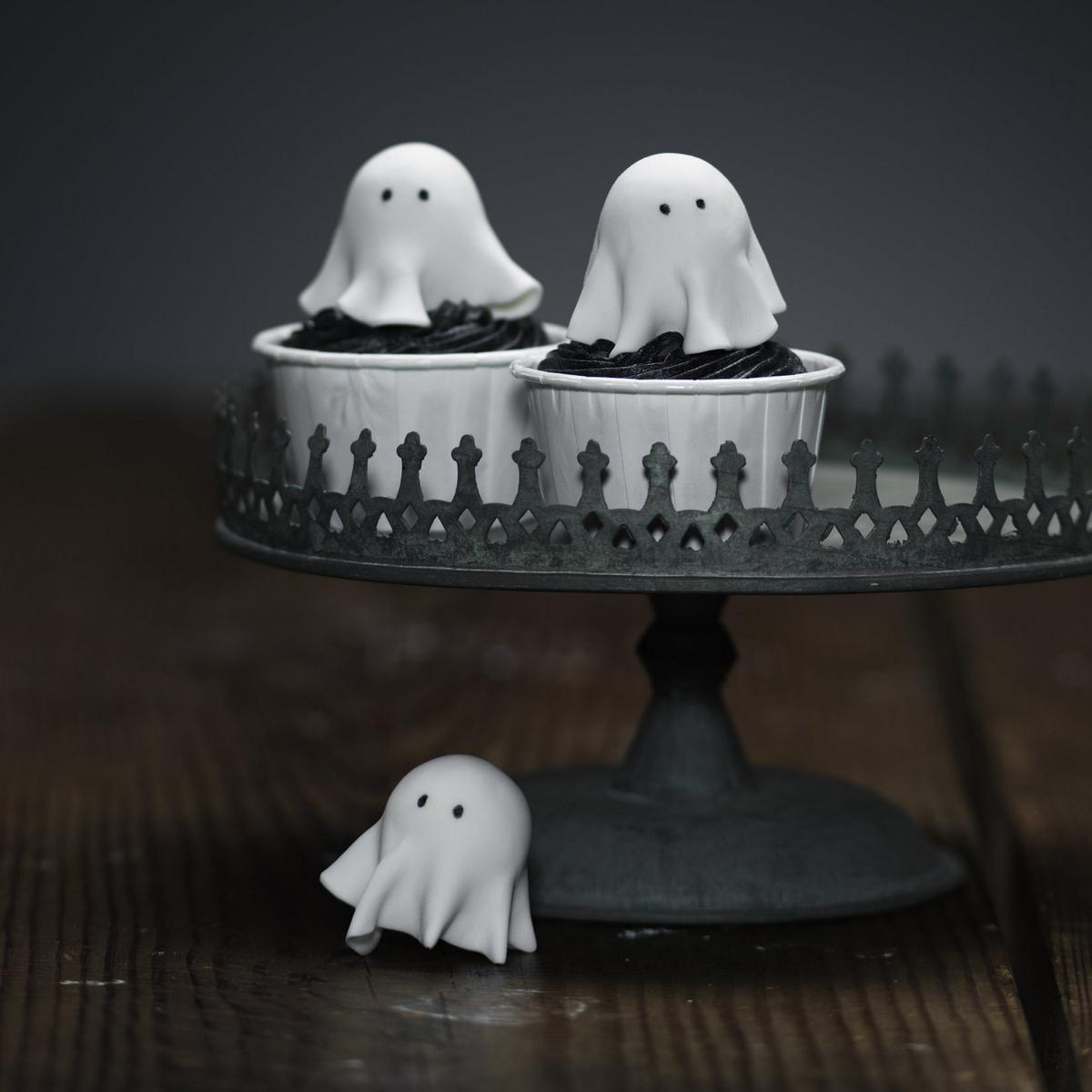 Spiselige spøkelser!