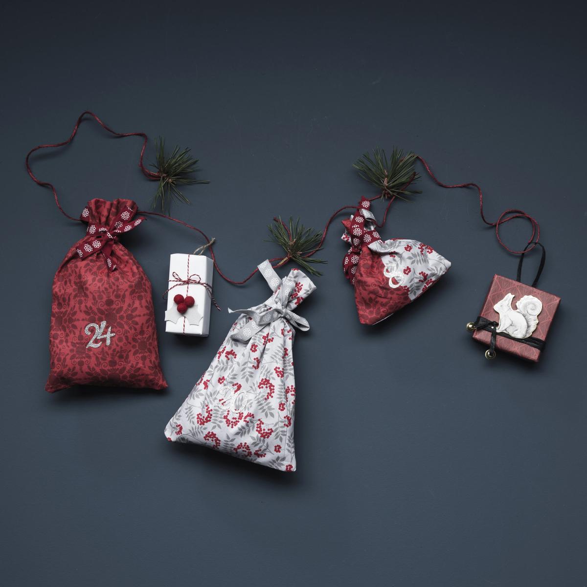 Sy en julkalender
