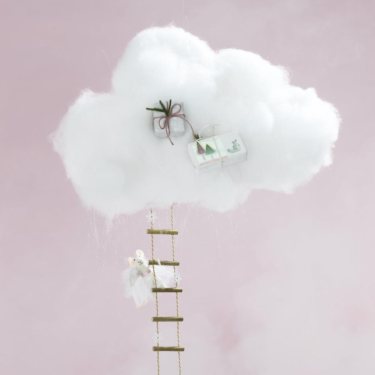 Frøken mus klatrer høyt