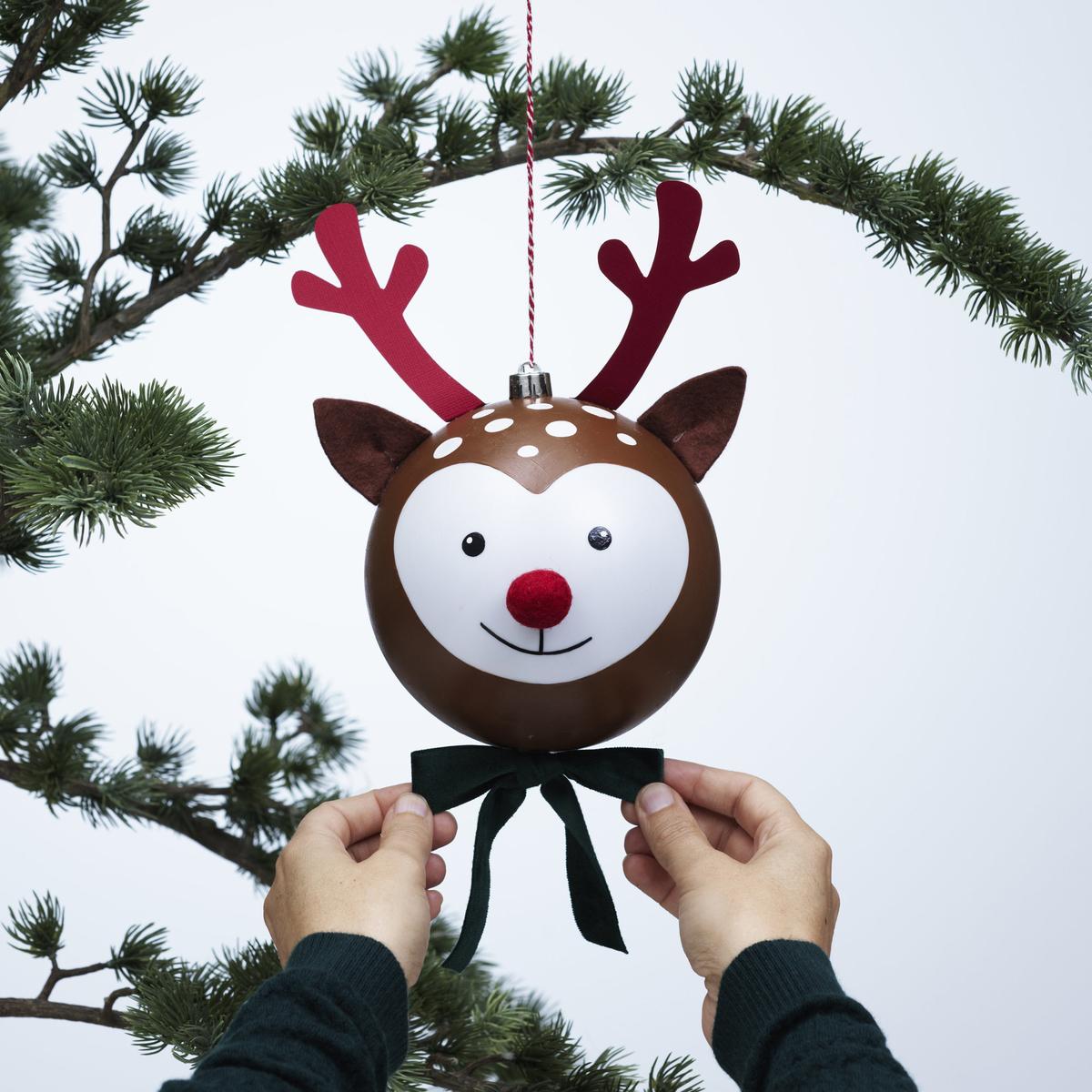 Julekuglen Rudolf