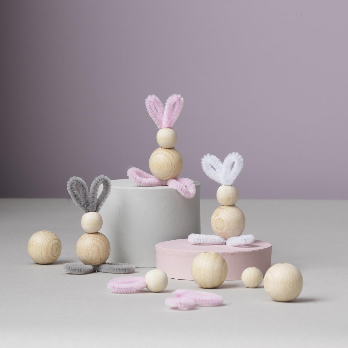 Lag enkle kaniner