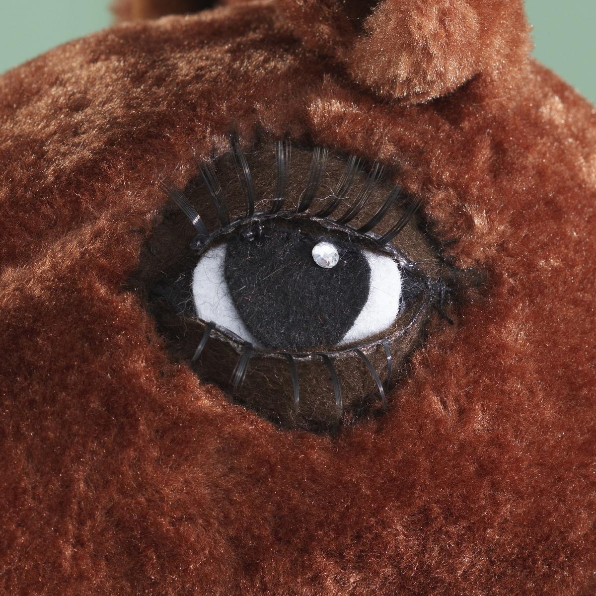 Så här gör du ögon till din käpphäst
